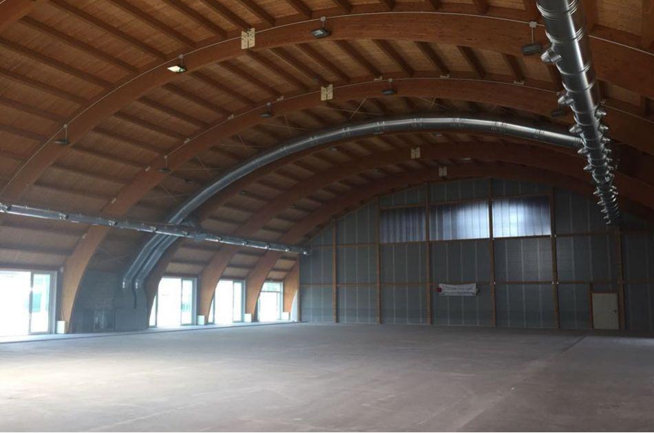 CENTRO SPORTIVO – 1.900 m²